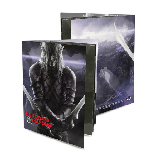 Ultra Pro: Dungeons & Dragons Character Folio - Drizzt
