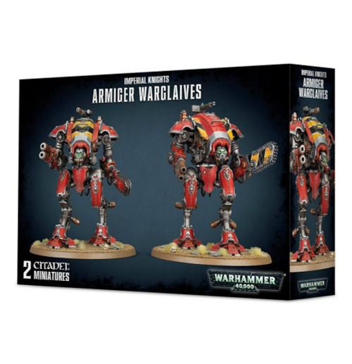 Warhammer 40K: Armiger Warglaives