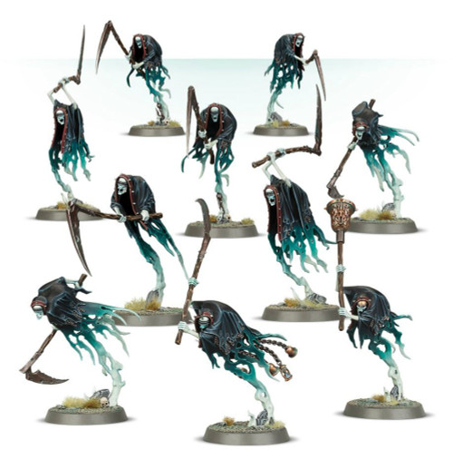 Warhammer: Age of Sigmar - Grimghast Reapers