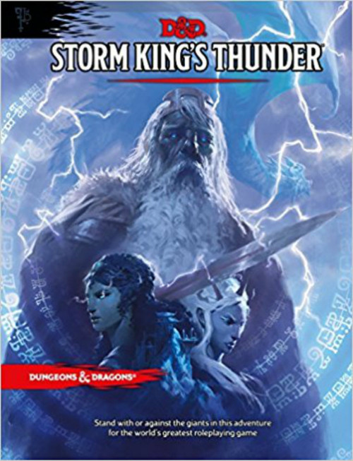 Dungeons & Dragons 5th Edition RPG: Storm King's Thunder (Hardcover)