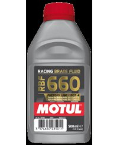 Motul RBF 660 – DOT4, 0,5 lit.