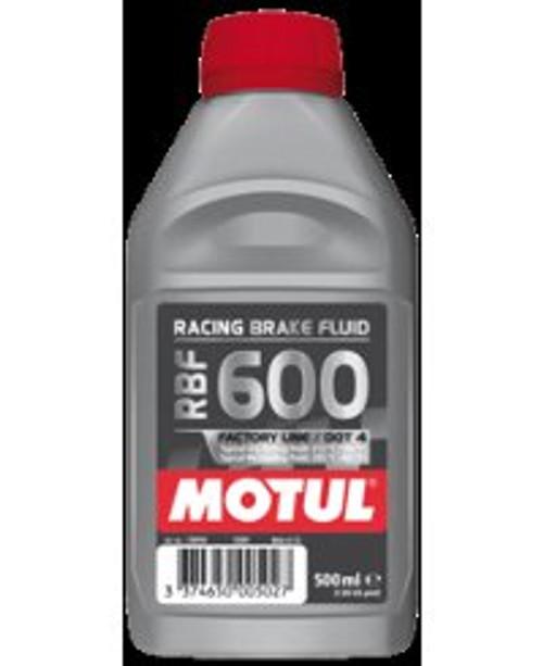 Motul RBF 600 – DOT4, 0,5 lit.