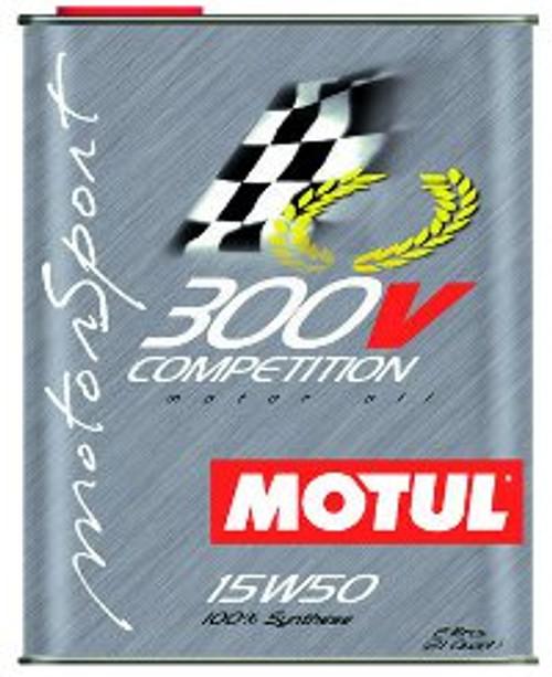 Motul 300V 15W50 Competition, 2 lit.