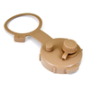 Scepter Military Water Can Cap Assembly (SCP-2Tan)- 05592 Tan