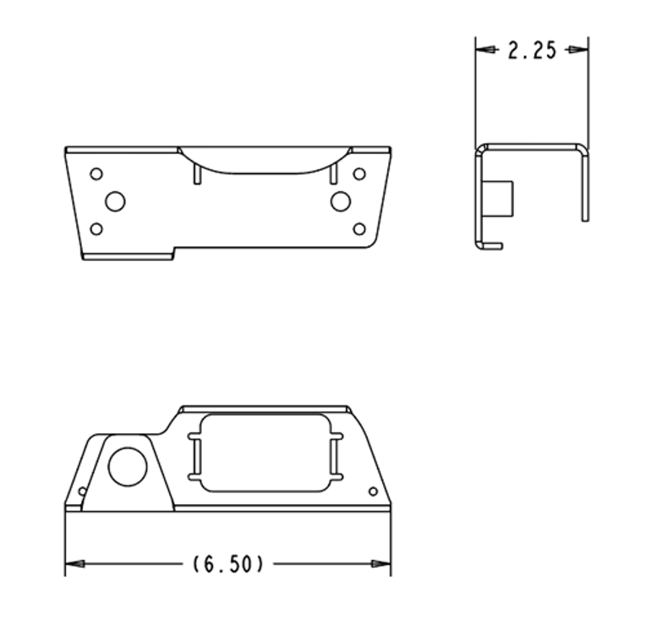 Air Coupler and SB175 Bracket KIT (ACB-5KIT)