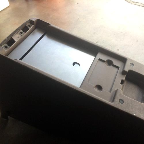 LX450 LockBox tall
