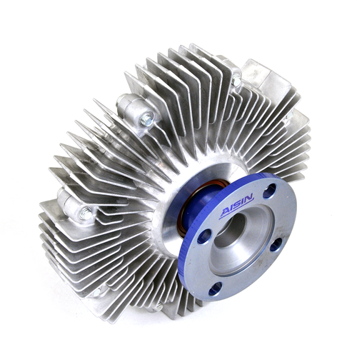 80 Series 1FZ-FE Modified OEM Toyota Blue Fan Clutch