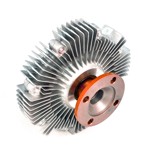 80 Series Modified OEM SuperCharger Orange Hub Fan Clutch