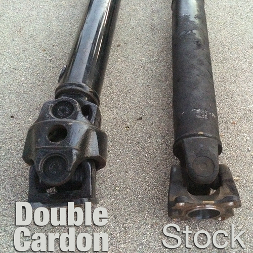LANDTANK 80 Series Double-Cardon Front Drive Shaft (DCS-1)