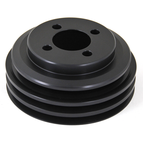 80 Series 3-Groove Water Pump Pulley