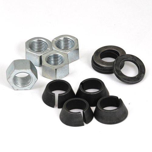 80 Series OEM Knuckle Arm Nut Set