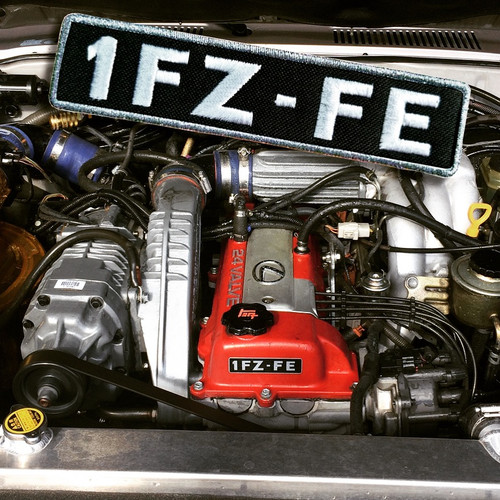 1FZ-FE More-Al patch (WEP-5)
