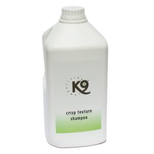 K9 Competition Aloe Vera Crisp Texture Shampoo 2.7 Liter