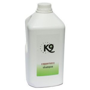 K9 Competition Copperness Shampoo 5.7 Liter