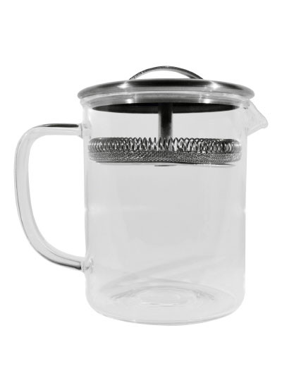 RISHI TEAPOT Simple Brew 400ml