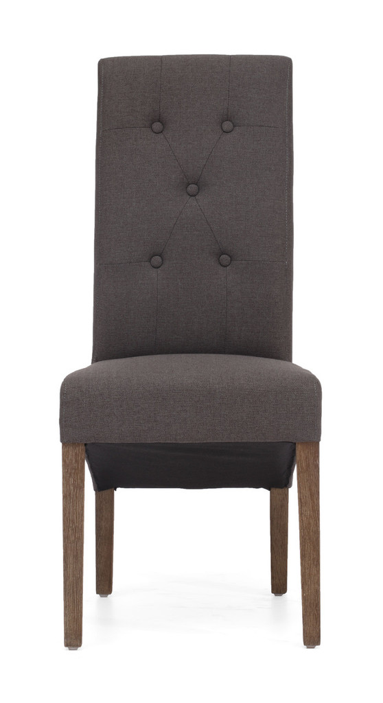 98071 Hayes Valley Chair Charcoal Gray 816226021992 Seating Modern Charcoal Gray Chair by  Zuo Modern Kassa Mall Houston, Texas Best Design Furniture Store Serving Houston, The Woodlands, Katy, Sugar Land, Humble, Spring Branch and Conroe
