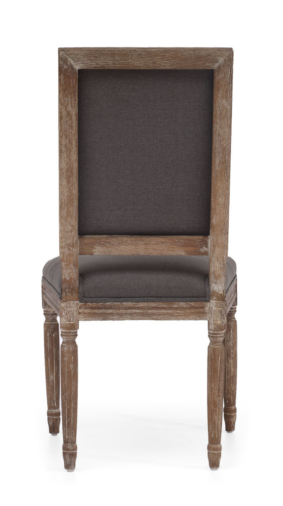 Cole Valley Chair Charcoal Gray