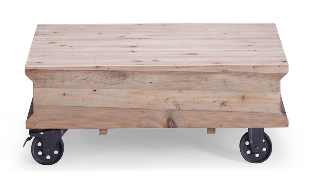 98278 Westlake Coffee Table Natural Oak 816226026980 Tables Modern Natural Oak Coffee Table by  Zuo Modern Kassa Mall Houston, Texas Best Design Furniture Store Serving Houston, The Woodlands, Katy, Sugar Land, Humble, Spring Branch and Conroe