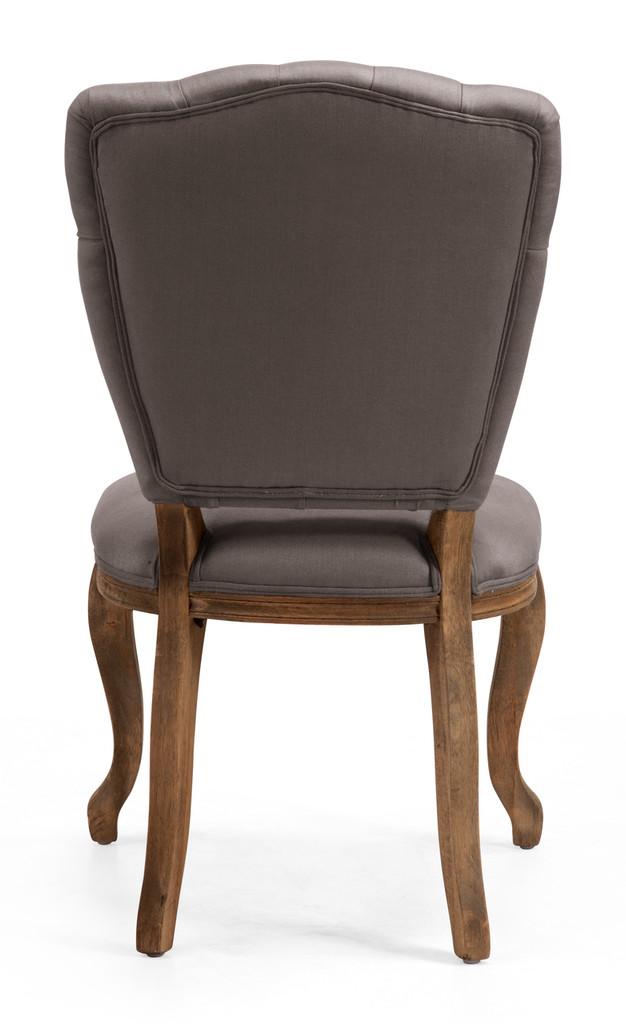 Eddy Chair Charcoal Gray
