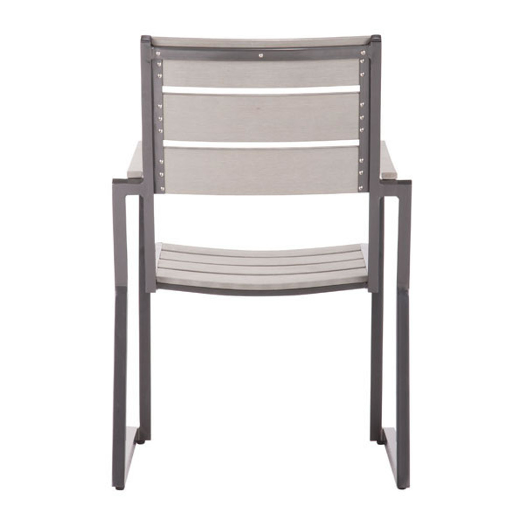 Megapolis Dining Chair Gray