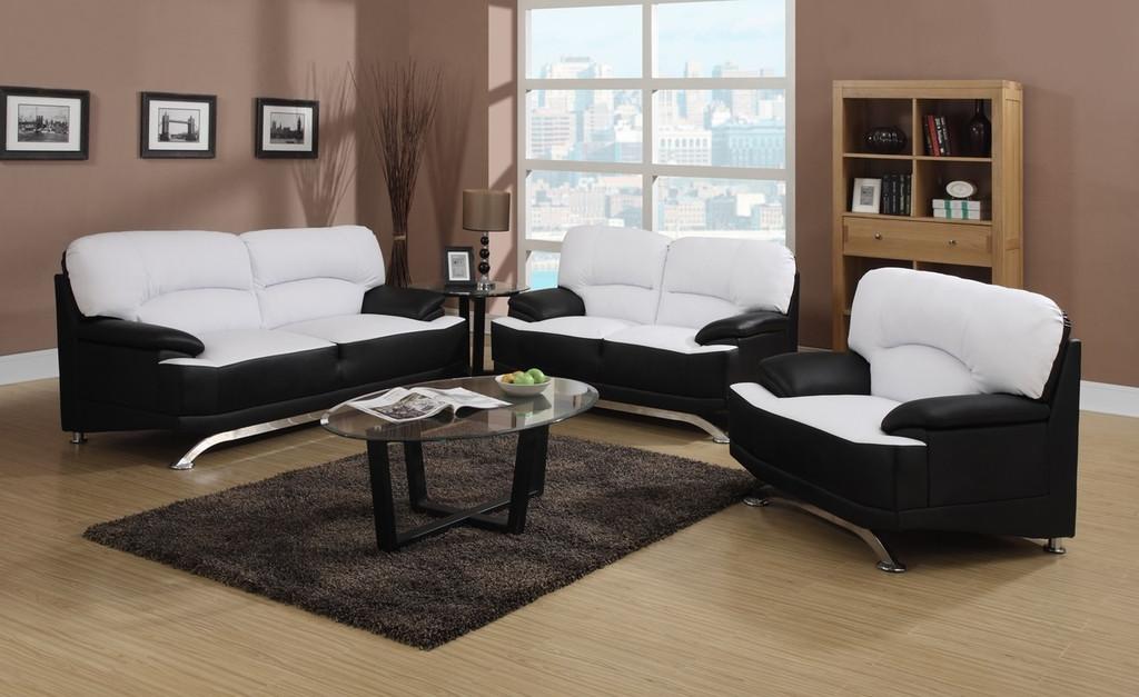 ADA LIVING ROOM SET Sofa - Loveseat - Chair