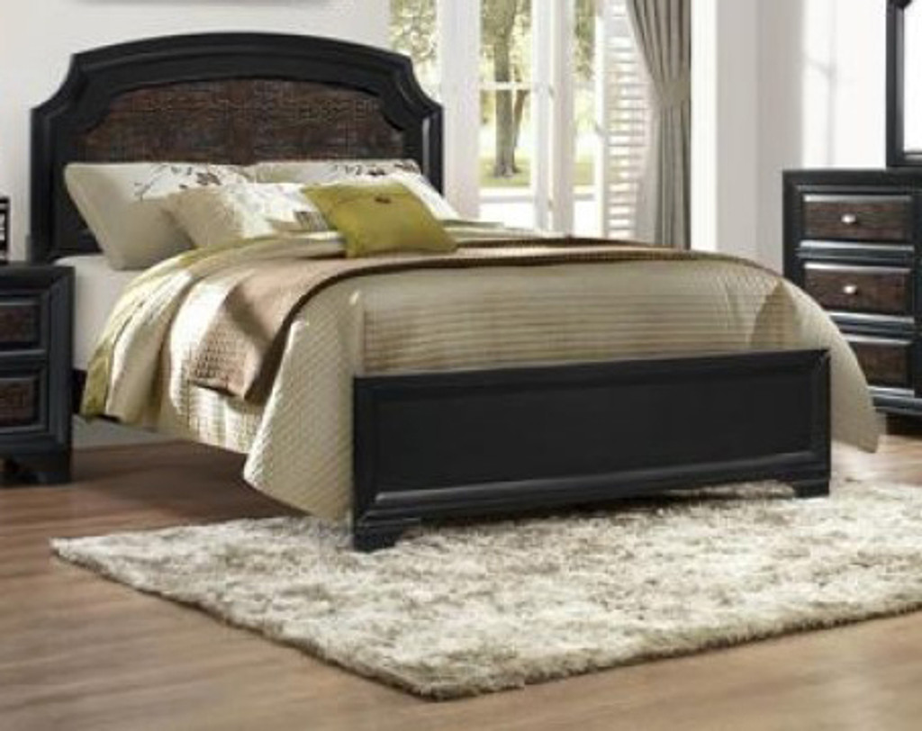 Andros Queen Size Bed.