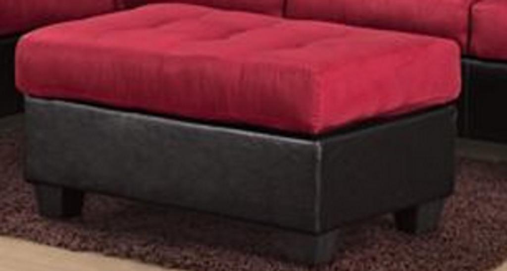 Ottoman Carmine Red