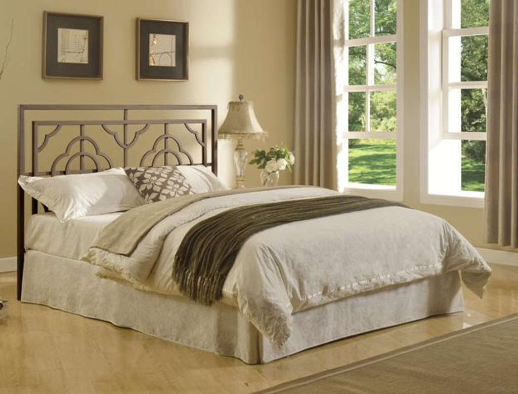 BLOSSOM Metal Full and Queen (Headboard Only)
