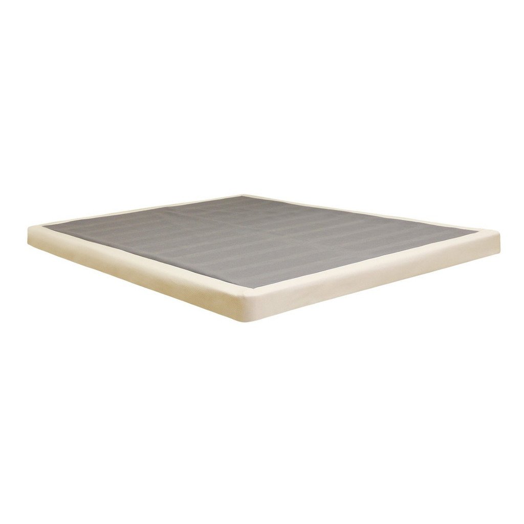 "Modern Sleep 4"" Low Profile Mattress Foundation Box Spring"