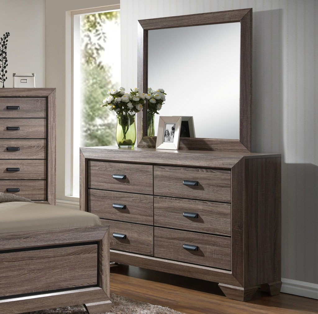 Farrow Collection Dresser (B5500-1/Dresser)