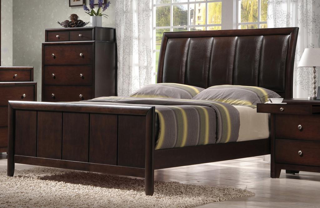 Rivoli Queen Size Bed.