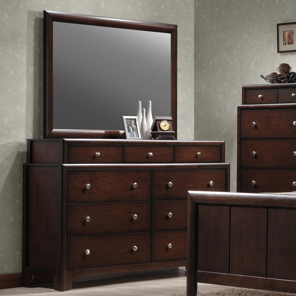 Rivoli Dresser & Mirror.
