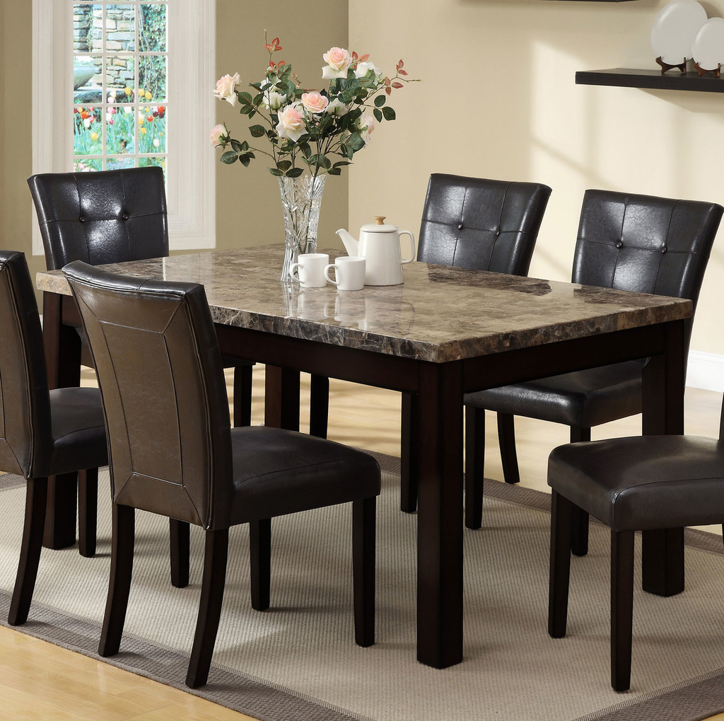 BRUCE DINING TABLE-2267T/3864
