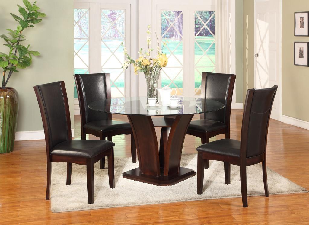 CAMELIA 54RD DINING TABLE 5 PCS SET-1210/ESP