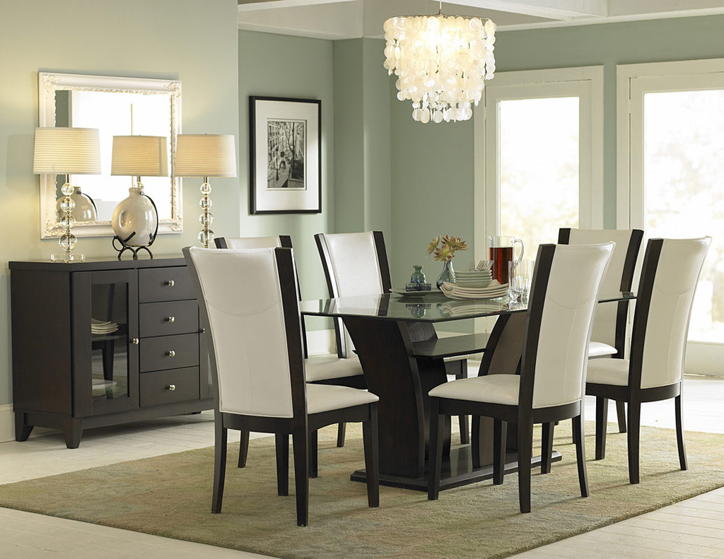 DAISY COLLECTION DINING TABLE 5 PCS SET-710