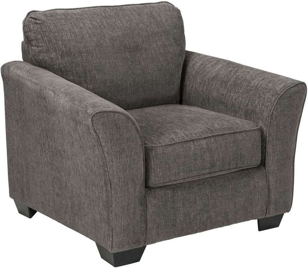 BRISE SLATE COLLECTION QUEEN SOFA CHAISE SLEEPER-84102-68