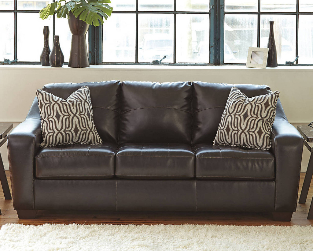 COPPELL DURABLEND®* CHOCOLATE COLLECTION QUEEN SOFA SLEEPER-59001-39