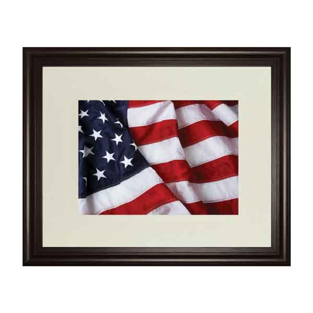 AMERICAN FLAG BY KIKK 34x40