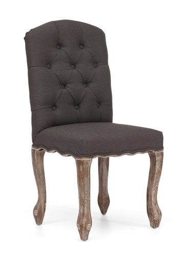 98077 Noe Valley Chair Charcoal Gray 816226021916 Seating Modern Charcoal Gray Chair by  Zuo Modern Kassa Mall Houston, Texas Best Design Furniture Store Serving Houston, The Woodlands, Katy, Sugar Land, Humble, Spring Branch and Conroe