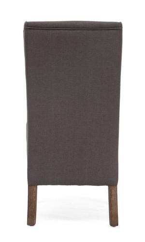 Marina Armchair Charcoal Gray