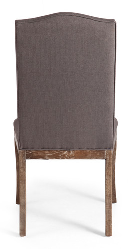 Lombard Chair Charcoal Gray
