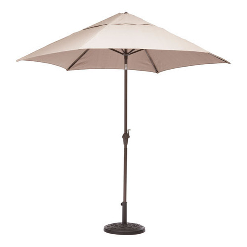 703032 South Bay Umbrella Beige 816226022852 Wicker Modern Beige Umbrella by  Zuo Modern Kassa Mall Houston, Texas Best Design Furniture Store Serving Houston, The Woodlands, Katy, Sugar Land, Humble, Spring Branch and Conroe