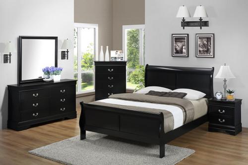 Louis Philip complete Bedroom Suite