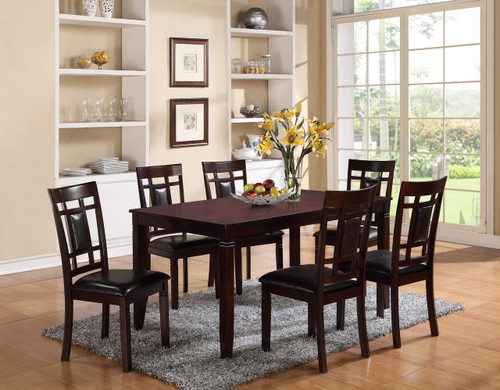 Paige 7-PK Dining Room Table Set