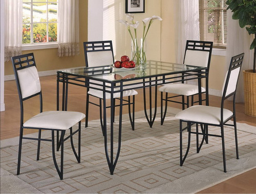 Matrix 5-PK Dining Room Table Set