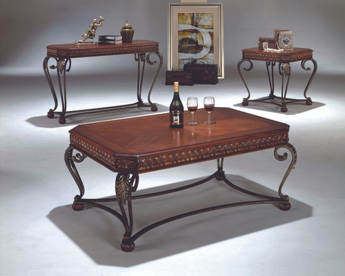 Clairmont Coffee Table Cocktail Set