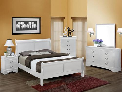 Luis Philip Bedroom Set.