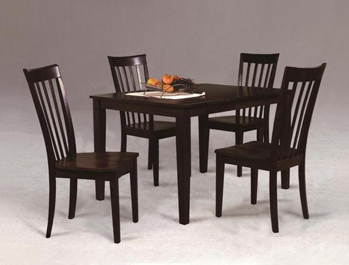 ESP BRODY DINING TABLE TOP 5 Piece Set