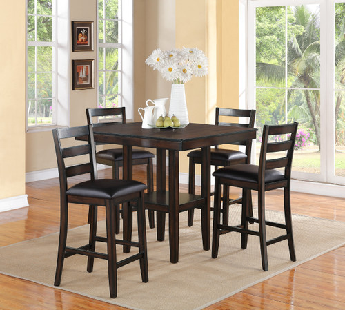 Tahoe Counter Height Table TOP 5 Piece Set
