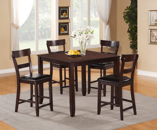 Henderson Counter Height Table TOP 5 Piece Set - 2754Set